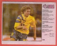 Sweden Thomas Brolin Parma 29